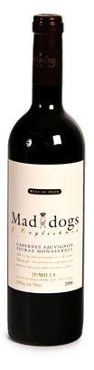 Mad Dogs and Englishmen ShirazCabernetMonastrell